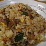 海森 - ラフテーと玉子の焼き飯1