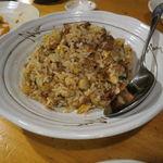 海森 - ラフテーと玉子の焼き飯2
