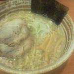 錦 - 鶏こってりラーメン720円