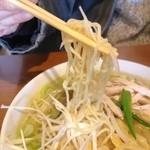 三代目 仔虎 - 鶏そば麺リフト