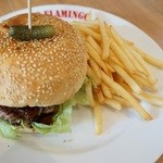 Kafefuramingo - フラミンゴハンバーガー