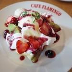 Kafefuramingo - デザート