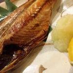 粋鮮 - ゴマ鯖焼き!ほっくほく…!