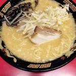 前略 - 料理写真:とんこつ味噌