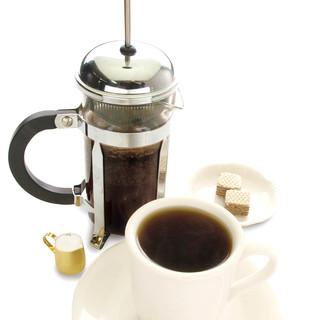 洗練された味のコーヒー