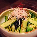祇園鹿六 - かろくサラダ