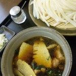 3637492 - 袋屋・地鶏つけ麺