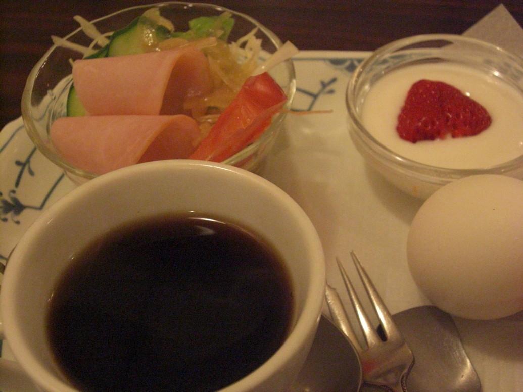 コーヒーの店 潮風