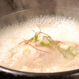 薬食同源健康にも良い韓国料理をご堪能下さい。