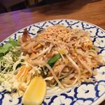 タイ料理レストラン ラナハーン - 2015.03 パッタイ