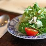 cafe jam - 料理写真:サラダ