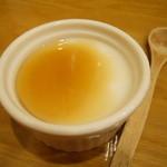 和彩料理やまなか - とろける杏仁豆腐