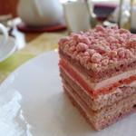 36382955 - 苺バタークリームケーキ