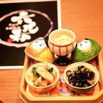 六九和 - 料理写真:お雛様