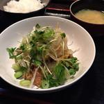 じびえ - 料理写真:からぽん定食
