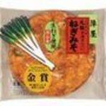 片岡食品 大久保店 - ねぎみそ煎餅