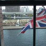 北浜レトロ - 窓からの景色
