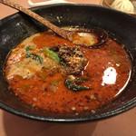 四川担々麺荘 彩たまや - 赤担々麺