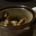 一徹 - タコのエスカルゴバター焼