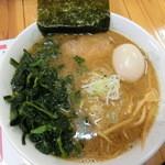 36395038 - 中華+煮玉子+ほうれん草増し(680+60+100)