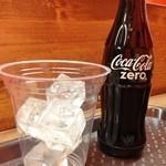 36395054 - 瓶のコーラゼロ