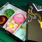 美鈴 - 上生菓子