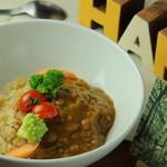 オーガニックカフェ han - 五葷抜きベジカレー