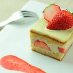 オーガニックカフェ han - マクロビショートケーキ
