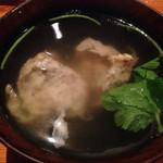 魚酒房 まんま亭 - 鰯のつみれ汁