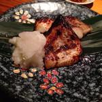 魚酒房 まんま亭 - めぬき焼き