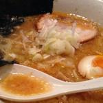環七ラーメン 周麺 - 味噌ラーメン