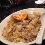 環七ラーメン 周麺 - 炒飯