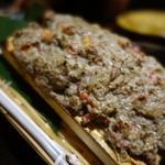 魚虎 - かに身とカニ味噌の炙り焼き¥580