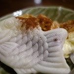 魚虎 - 白いたいやきくんバニラアイス¥280