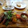 ビオテッカ - 料理写真:Cコース:北海道産 ヒレ肉の炭火焼ビステッカ
