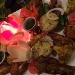 Annam Indian Restaurannt アナム本格インド料理 - タンドールプラター