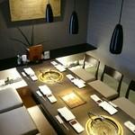 グリエ タニグチ - 個室(8名使い)の雰囲気