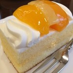 梅月堂カフェ - 定番シース