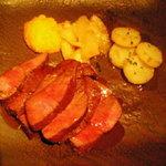 364975 - 但馬牛フィレ肉のロティ 人参の八角煮を添えて