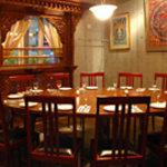 クンビラ - 楕円テーブル