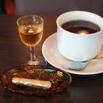 セピア - 電気ブランコーヒー