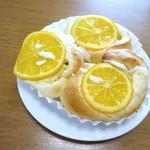 マムズオーブン - オレンジのスイートロール