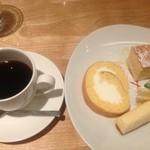 シエスタ - 2013/1/10 ランチのデザート