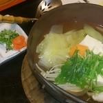 十五万石 - 湯豆腐