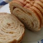 もりのみちパン - メープルラウンド