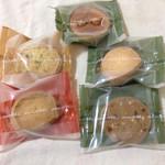 ノエル - サクホロクッキーたち、何か他のお店のクッキーと食感が違っていると思います