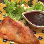 ヒッチトカケル - メキシコ料理、モレチキン