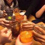 バル居酒屋 TWO SPOON -