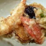 36406102 - 天ぷらも上手に揚げられています