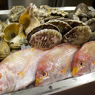 魚屋さんが営む居酒屋だから新鮮な魚介をお安くご提供!